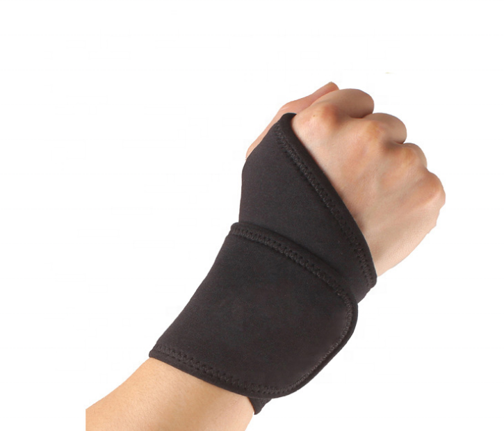 Comfortable Wrist Brace, Wrist Support for Arthritis and Tendinitis, Wrist Compression Wrap for Men and Women