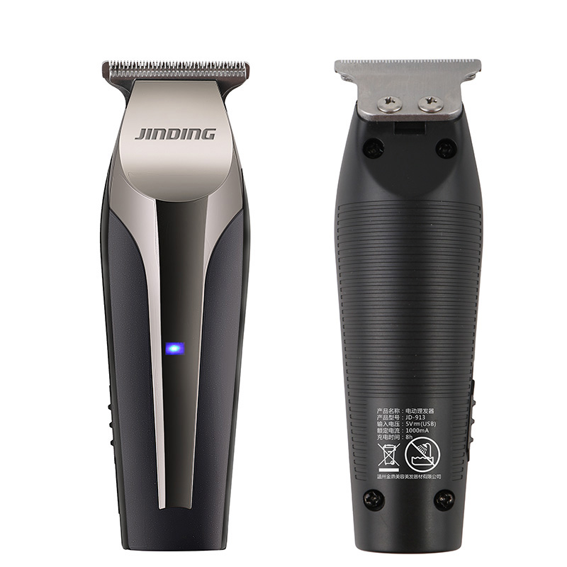 Professional <strong>Cordless</strong> Rechargeable Wireless <strong>Hair</strong> <strong>Clipper</strong> With USB Charging Line