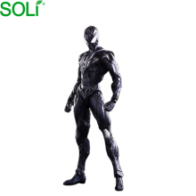 Membatasi Black Spider Man Action Figure MARVEL Marvel Gambar Spider Man Gambar