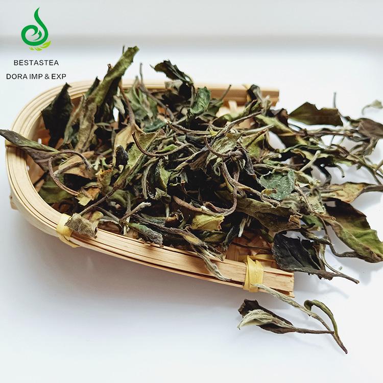 Free Sample Chinese Organic High Grade White Peony Pekoe Tea Pai Mu Dan Bai Mu Dan White Tea - 4uTea | 4uTea.com