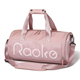 sport gym bag duffle bag for women with shoe compartments
