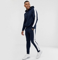 2019 Custom Sports Tracksuits Men track suit men Running sports suit
