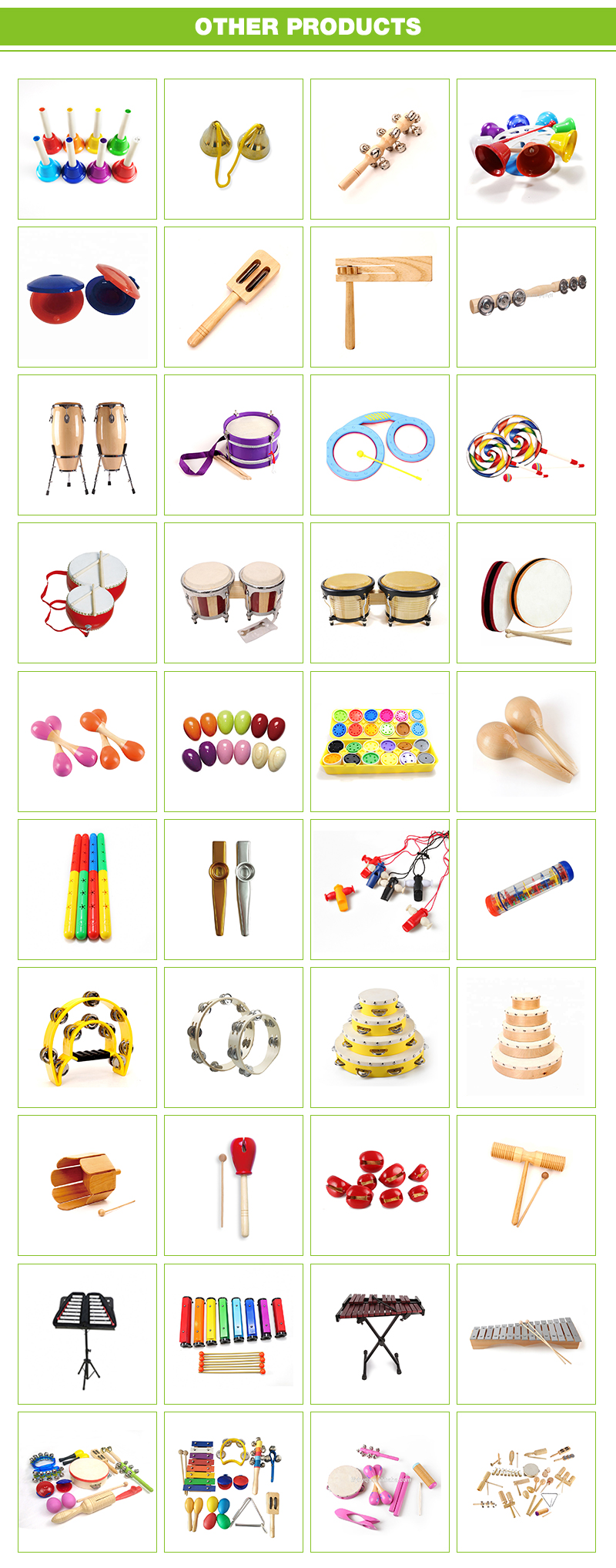 Wholesale percussion african 8.10.12 inch djembe drum national style embroidery pattern african drum baby toys