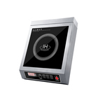 10 Year Experiences Stainless Steel single burner 3500w Induction Cooker manufacturers