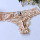 Breathable Lace Panties Ladies Lace Women's Panties Sexy Ladies Fashion Underwear Thong For Girls