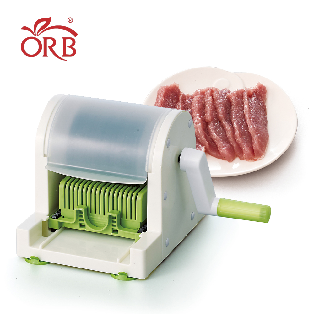 Dapur Manual Daging Sapi Daging Slicer