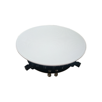 OEM Supplier pa system 100 Watts 2 Way Ceiling Speaker 8 inch in ceiling speakers 8 ohms