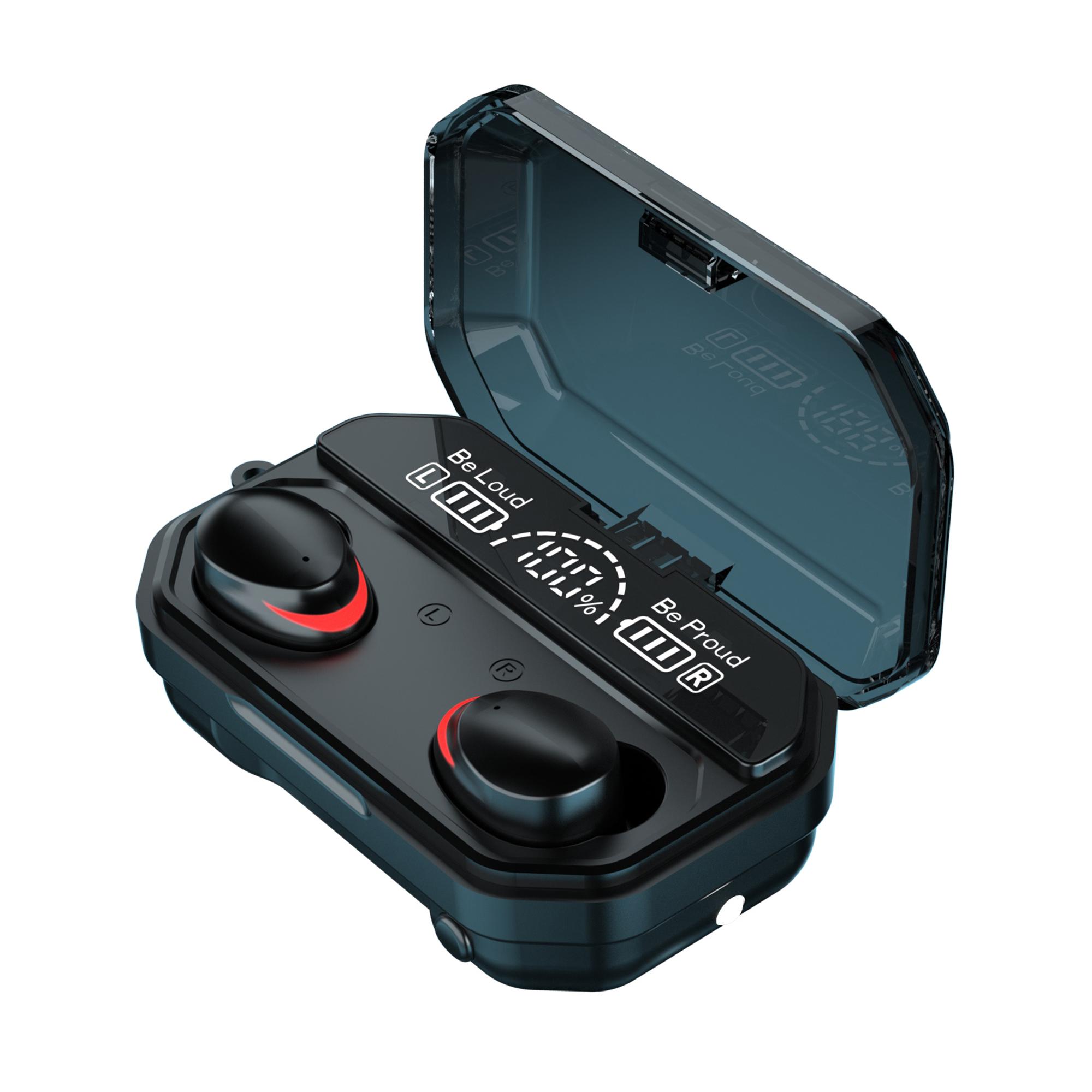 A17 TWS  V5.1 Earphone Wireless Waterproof Sports Stereo Wireless Earphones Touch  Mini Earbuds