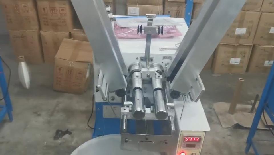Otomatis Fungsional Hi-Speed Winder Benang Mesin Winding Benang Polyester