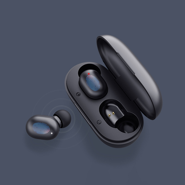 Haylou GT1 Tws Wireless Bt 5.0 Earphone Kontrol Sentuh Di Telinga True Stereo Earbud Kebisingan Membatalkan Headset Gaming