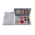 Wholesale Best Selling 6 Colors Eyeshadow+ 2 Color Highlighter+2 Color Blusher Shimmer Palette Private Label Eyeshadow