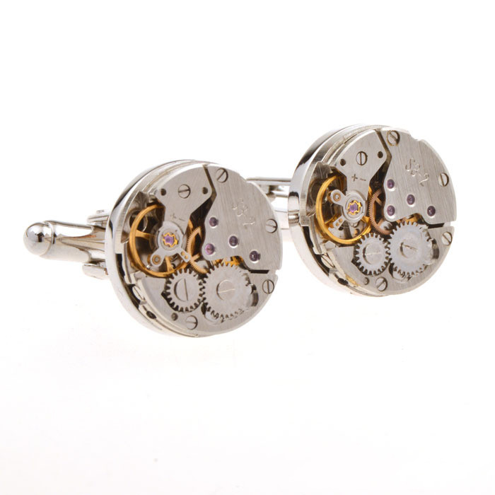 2019 fashion custom cheap suit shirt metal cufflinks designs wholesale