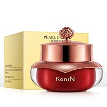 OEM private label beauty anti-aging anti-rimpel gezichtscrème Sproet whitening gouden <span class=keywords><strong>parel</strong></span> <span class=keywords><strong>crème</strong></span> voor vrouwen