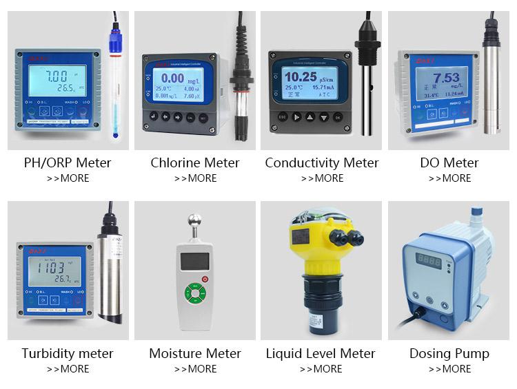 4-20ma Électronique Automatique De Chlore Liquide Numérique Mini Pompe De Dosage Chimique Pour Piscine