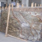 Natural Stone High Quality Natural Stone Polished Green Onyx Luxurious Interior Decoration Jade Stone Onyx Slabs