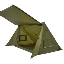 Custom Outdoor Ultralight <span class=keywords><strong>Tent</strong></span> Enkele Man Camping Wilde Jungle <span class=keywords><strong>Survival</strong></span> <span class=keywords><strong>Tent</strong></span>