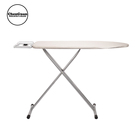 Folding Heavy Brown Iron Board Cloth With Floor Standing ironing board