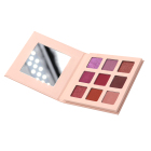 Hot Sale OEM Make up Palette Matte Glitter Pearl Shimmer Private Label eye shadow palette import makeup