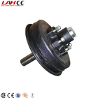 One-Stop Service Stub Axle Axle Assembly 2ton Trailer Wheel Hub Assembly Stub Axle
