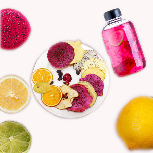 Customized private label High vitamin C Dried Fruit Tea rich in nutrients for skin beauty and immune booster - 4uTea | 4uTea.com