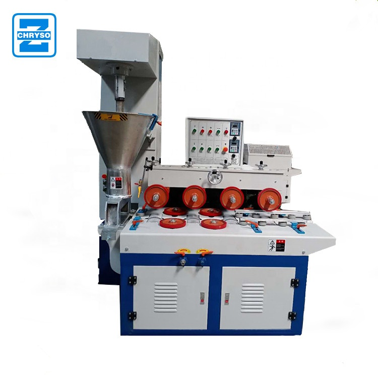 Interior wall baseboard casing gesso gypsum coating machine | gesso extruder machine