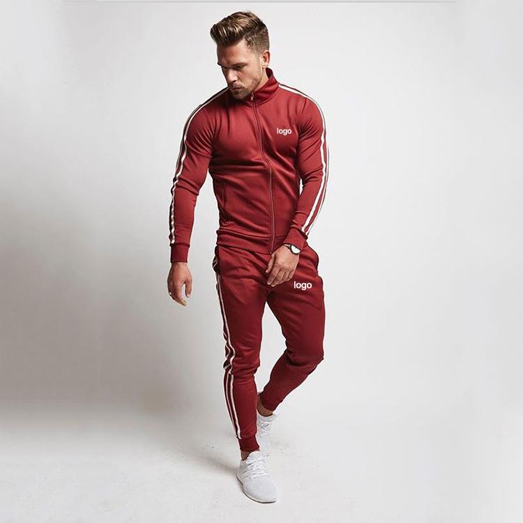 Nice Polyester mens Tracksuit Designs For Men