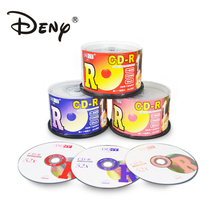 China export high quality blank compact disc with 700mb
