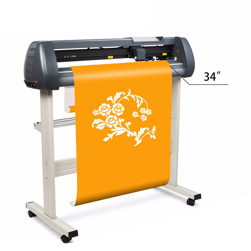 Alibaba Hot Sale vinyl cutting plotter/Vinyl cutter Plotter roland blade sticker vertical cutter plotter machine price