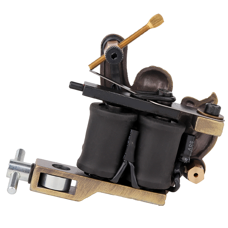 Latest home tattoo machine mans suppliers for tattoo machine-6