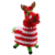 New design red christmas plush alpaca toys