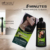 Black hair shampoo fast in 5mins change white to black colour without scalp allergy 100% cover white & gray hair no dirty skin