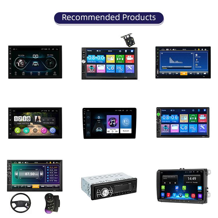 7916 Navigator Layar Sentuh Multimedia Mobil Sistem Hiburan 2din Universal Android Car DVD Player