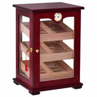 Large Capacity Cabinet Display Humidors for Sale with Glass