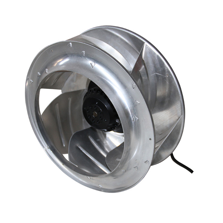 high quality 250mm Backward Centrifugal Exhaust Fans