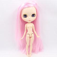 ICY Blyth Кукла № 2 глянцевое лицо белая кожа сустава тела 1/6 BJD Специальная цена 1/4 BJD, Pullip, Jerryberry, Licca игрушка подарок(Китай)