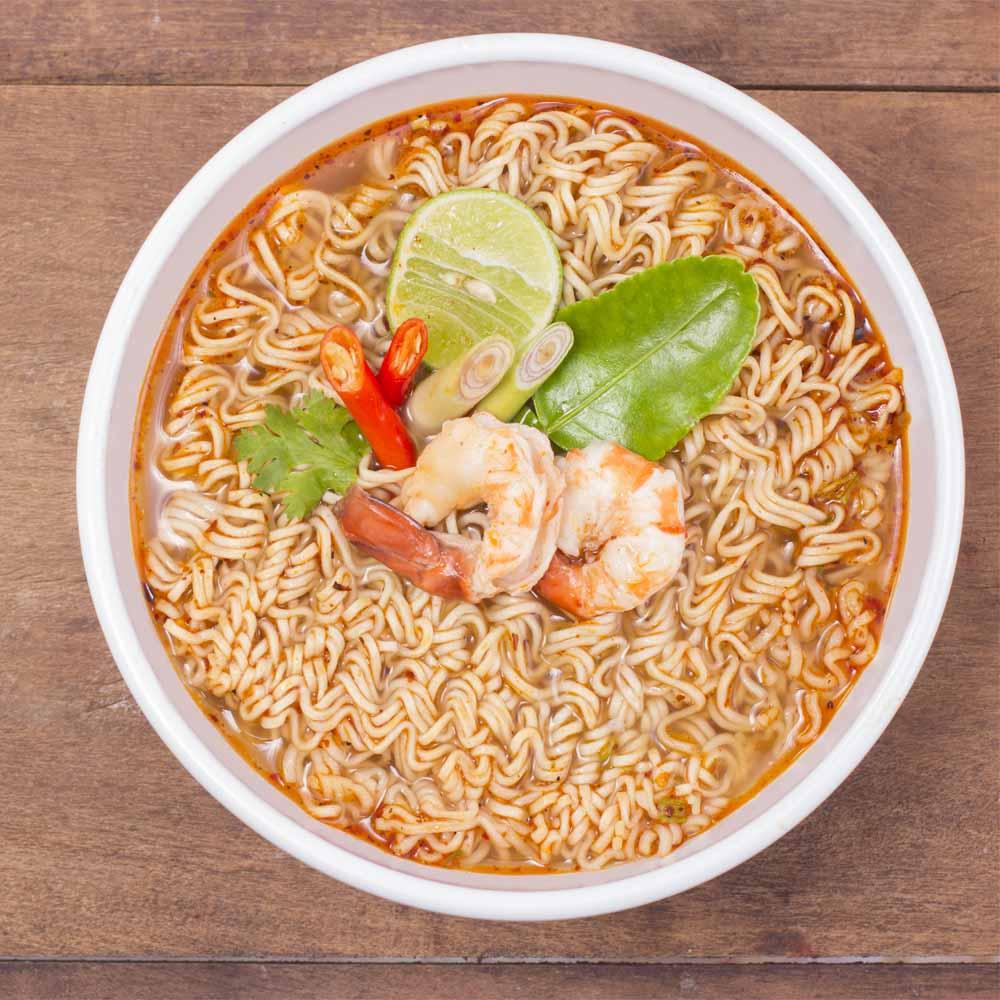 OEM китайский самый продаваемый продукт здорового питания лапша быстрого приготовления