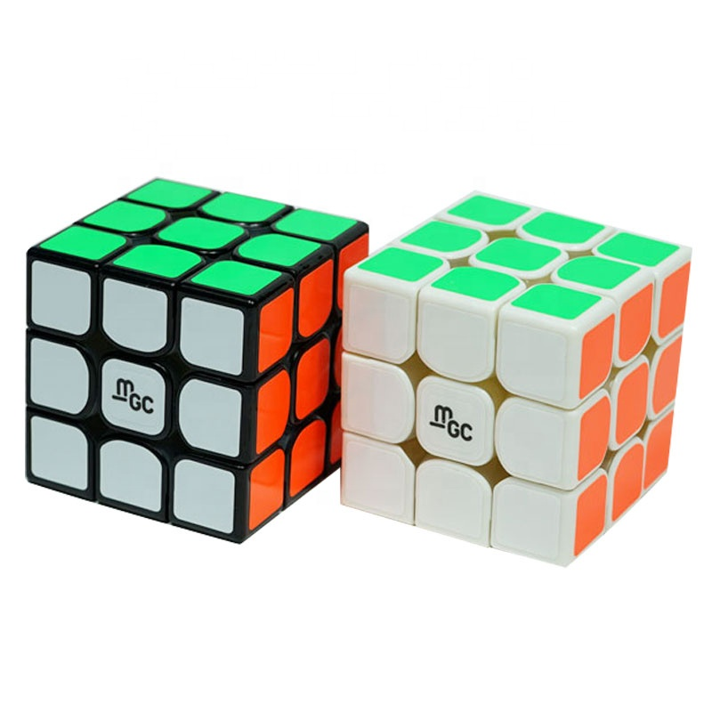 YongJun MGC 3x3 Magnetic Magic Speed Cube <strong>3</strong>*<strong>3</strong>*<strong>3</strong> Cubes Hot sell Toys