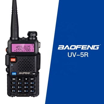 BAOFENG UV5R Long Range Ham Radio FM Transceiver baofeng uv 5r 5W UHF/VHF dual band Walkie Talkie