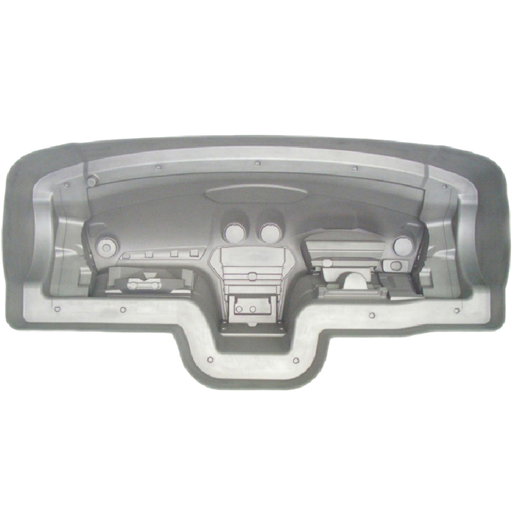 Negative vacuum forming Porous Nickel Shell automobile plastic for molding