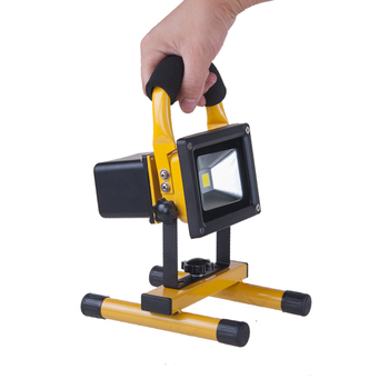 Portable IP65 waterproof outdoor work light 10w 20w 30w 50w 100w 150w led charging work light