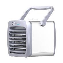 Мини-кондиционеры, охлаждающий Электрический увлажнитель, настольный вентилятор с водяным боксом, портативный, Ac, низкий уровень шума, небо...(Китай)