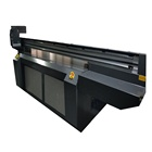 Uv Digital UV Printer with Ricoh G5 Print Head 2513 Digital Inkjet Plotter Glass Wood Leather