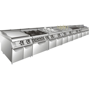 Commercial Hotel Restaurant Catering Buffet kitchen equipment