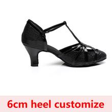 Бальные туфли для сальсы; Большие размеры; Танцевальная обувь для латинских женщин; Скидки и акции; Туфли-лодочки для стриптиза на каблуках(Китай)