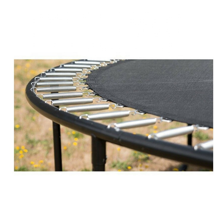 colorful trampolines circle outdoor 15 ft