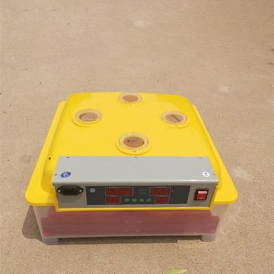 Incubação de ovos de galinha capacidade 36/48/56 automatic mini egg incubator para uso doméstico fazendas