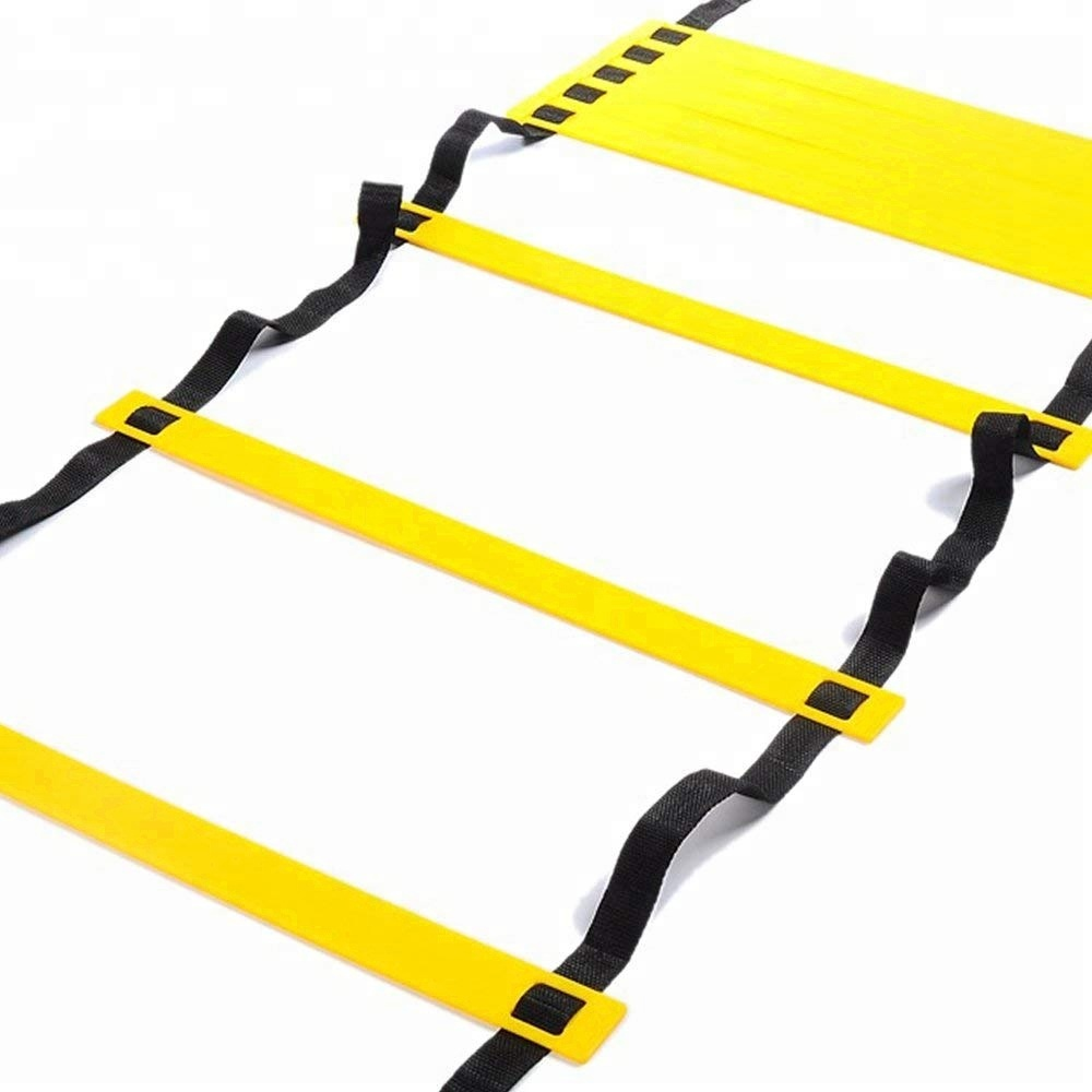 Wholesale Training Equipment Speed Agility Ladder With Carry Bag ,come with disc cones