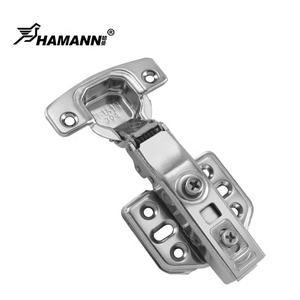 Thickness 2.0mm SS201 Close hydraulic Kitchen Cabinet Hinge