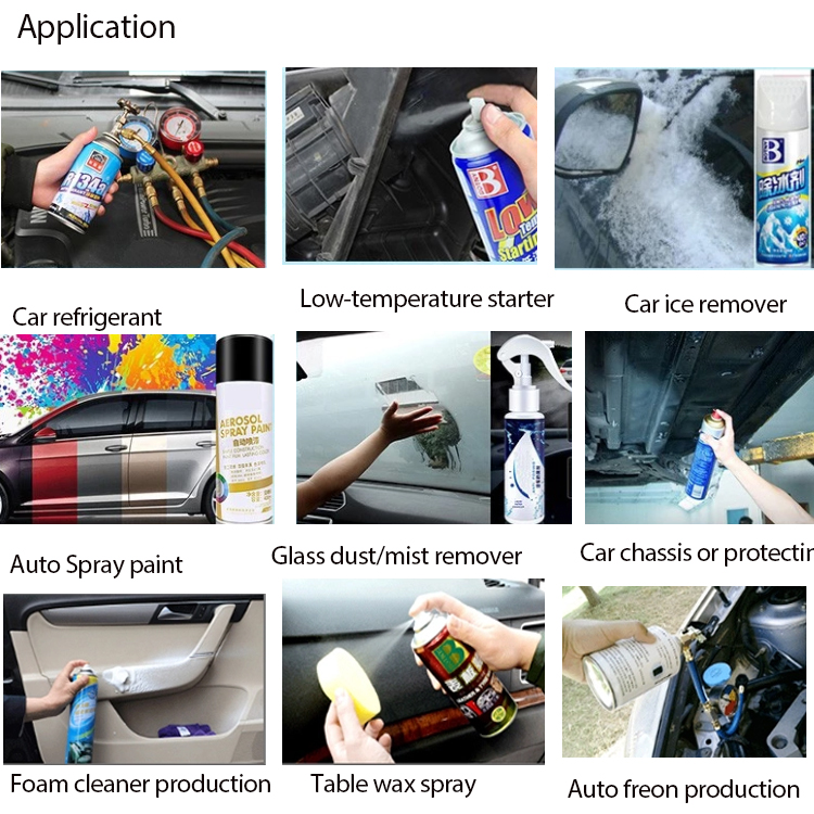 High productivity aerosol can filling machine manual with car refrigerant,machine filling spray cans,aerosol spray paint filling
