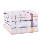 Home textile cotton tea towel wholesale bulk dish towel plain tea towel